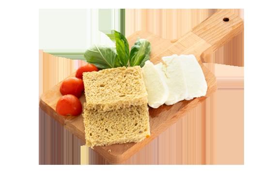 Toast Halloumi