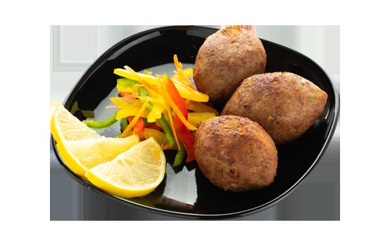 Veal Quinoa Kobbah
