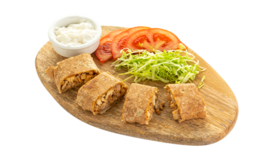 Chicken Shawarma Sandwich